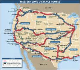 amtrak california zephyr map my weekend jaunt to california all 23000 of it