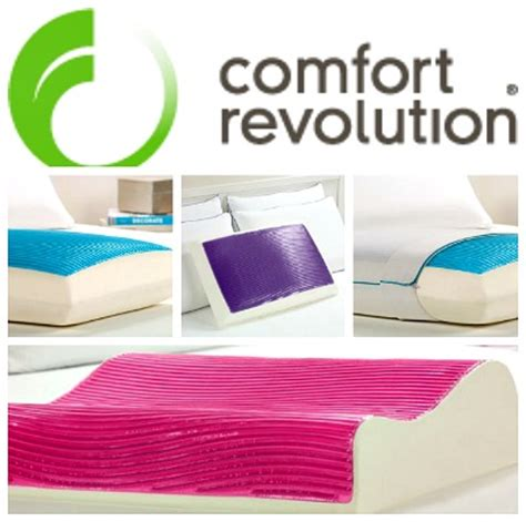 bed pillows that stay cool keep cool with comfort revolution hydraluxe cooling gel