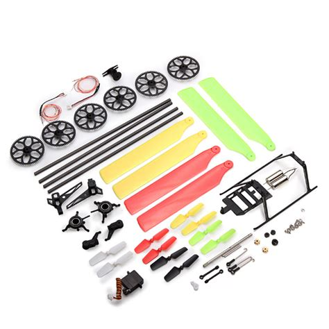 Wltoys V977 Center Shaft Rotor buy wltoys v977 rc helicopter accessories bag kv977 005