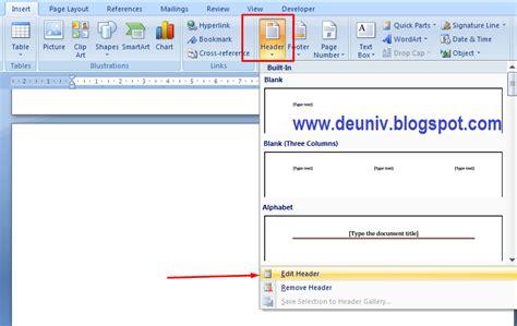 membuat nomor halaman pada pdf membuat format halaman berbeda pada satu file word deuniv