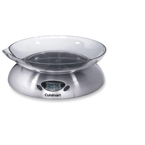 balance 駘ectronique de cuisine balance de cuisine compacte inox cuisinart balances et