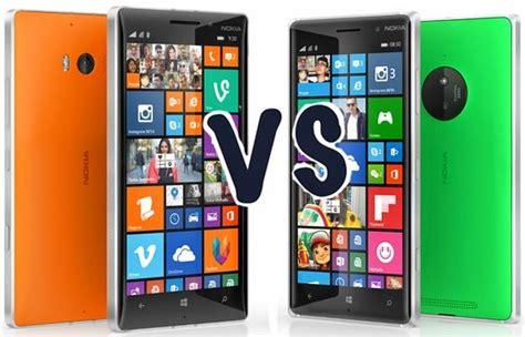 Hp Nokia Lumia 930 perbandingan nokia lumia 830 vs nokia lumia 930 http