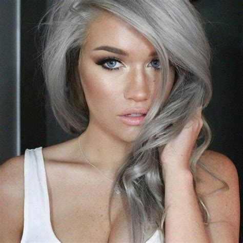 2015 hair color trends 2015 and summer hair color trends silver hair