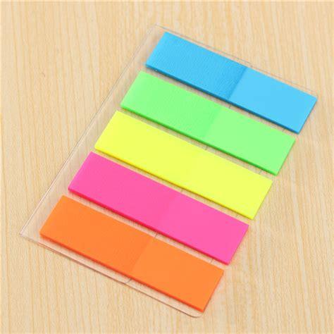 Post It Stick It Memo It Note Notes Tempel Lucu Imut Model Sangkar 281 Fluorescent Multicolor Sticky Notes Post It Notes Index