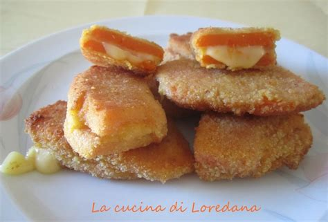 carrozza zucca mozzarella in carrozza di zucca finger foods vegans and