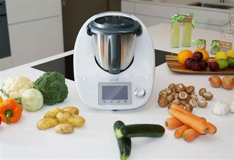 recetas robot cocina receta de robot de cocina