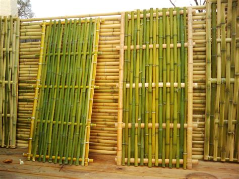 Bamboo wall panels with natural fence bamboo panels design for bamboo