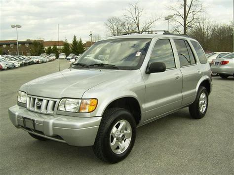 2002 gray kia sportage suv picture kia car pictures