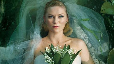 Kirsten Dunst All Things A Bout Of Depression by Kirsten Dunst On Going For Melancholia It Is Not