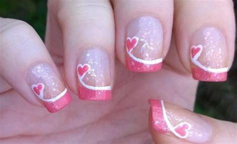 Modele Ongle En Gel Valentin 1001 nails arts stup 233 fiants pour une manucure originale