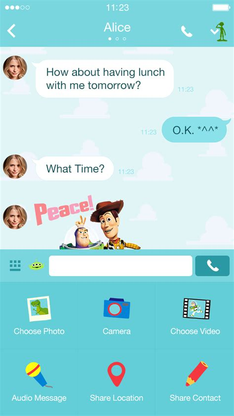 theme line toy story ios cm hacked update new line theme shop 29 12 2015 toy