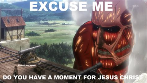 Titan Meme - image 553409 attack on titan shingeki no kyojin