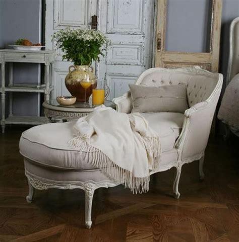 cottage chic store benk sofa eller stol willemine