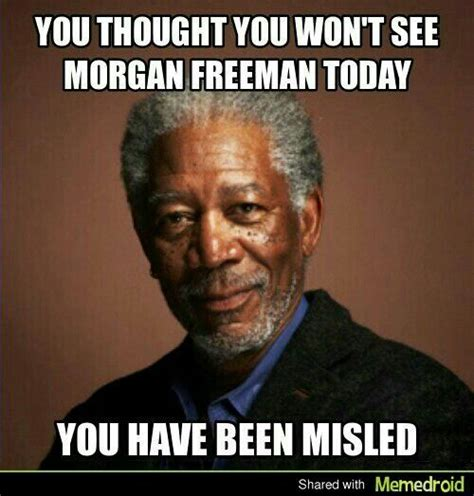 Morgan Freeman Meme - pin by rj may on funny stuff and stuff pinterest