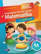 Senang Belajar Agama Islam Jilid 4 buku pembelajaran dan pending tematik sd mi kelas iv