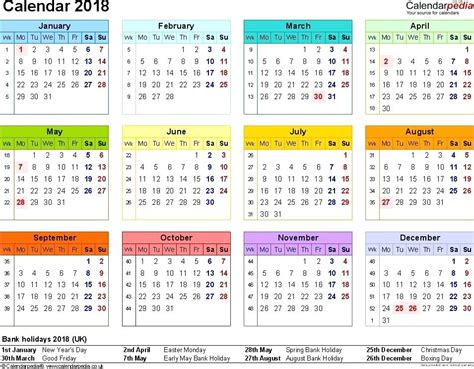 Free Printable Work Week Calendar 2014