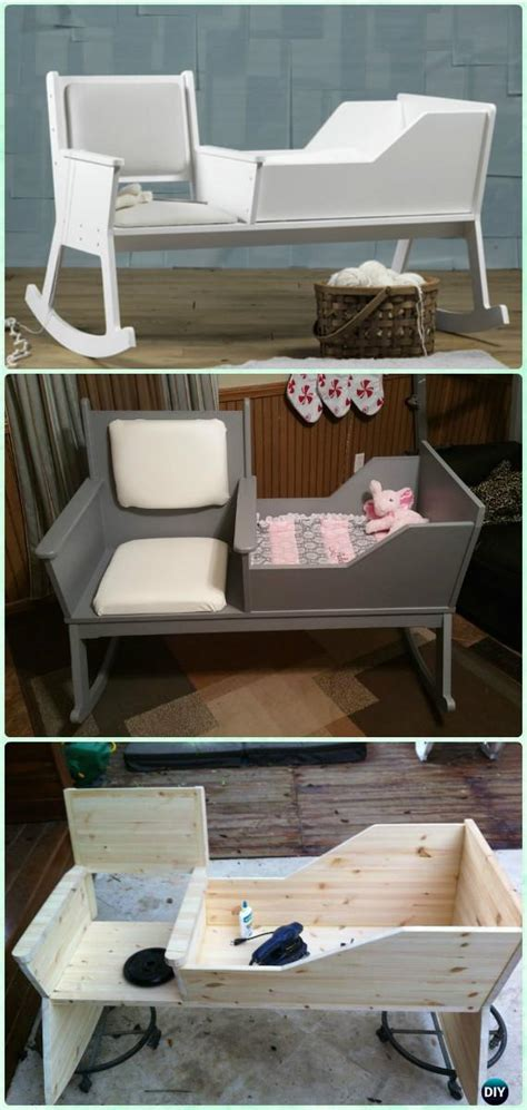 diy baby crib projects  plans instructions