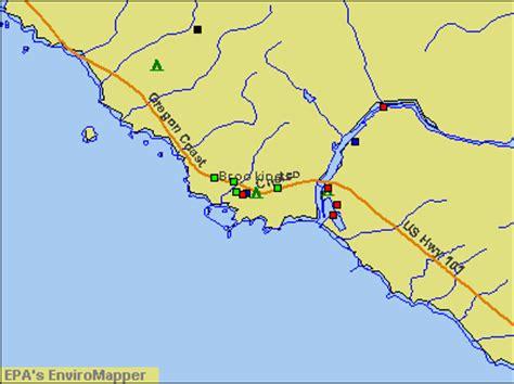 map of brookings oregon brookings oregon or 97415 profile population maps
