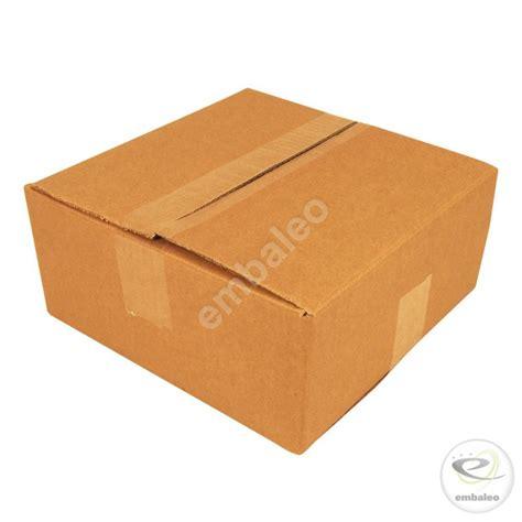 Pink Box 10 X 10 X 10 Cm boite en cannelure 25x25x10 cm