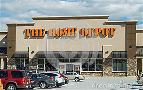 home depot store editorial photography image 46219092