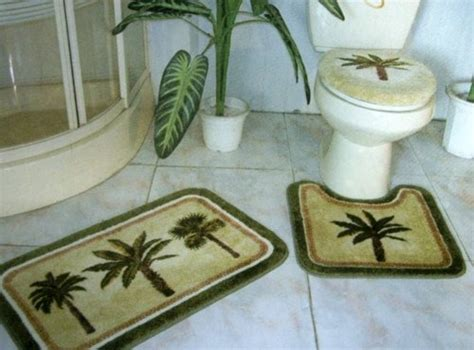 Palm Tree Bathroom Rug 17 Best Images About Palm Tree Bathroom For House On Better Homes And Gardens