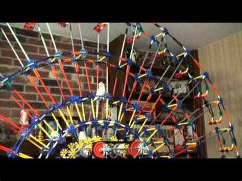 k nex light up ferris wheel k nex ferris wheel doovi