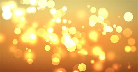 wallpaper abstrak kuning gambar cahaya lingkaran abstrak cantik