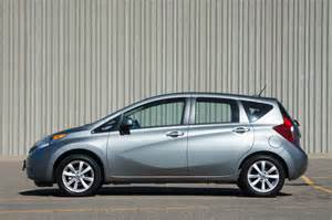 Nissan Versa Note Sl 2014 Nissan Versa Note Review
