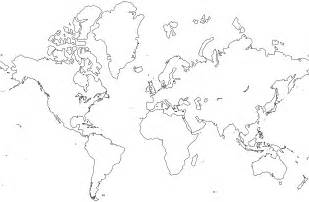 World Map Drawing gallery for gt simple world map drawing