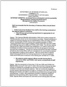Va Appeal Letter by Disability Appeal Letter