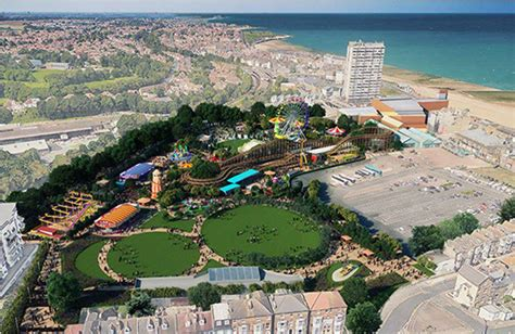 theme park kent 2018 vintage fun and contemporary culture at reved dreamland