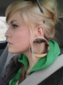 big lobes gauges microdermal plugs