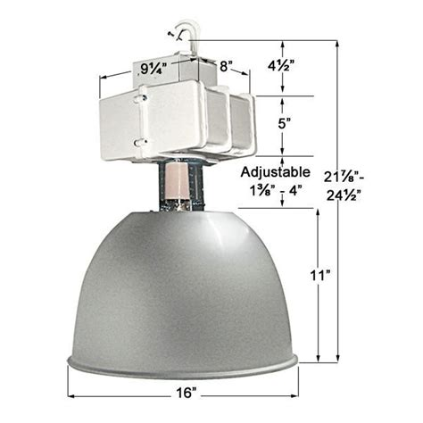 1000 watt led high bay light fixtures rab bhh400a16psq metal halide high bay