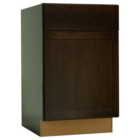 kitchen cabinet glides hton bay shaker assembled 21x34 5x24 in base kitchen