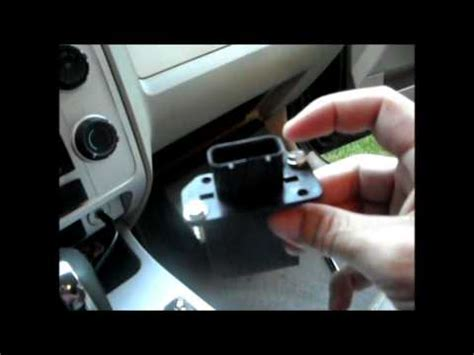 blower resistor 2008 ford escape mercury mariner ford escape 2008 blower resistor wmv how to save money and do it yourself