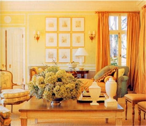 what color curtains go with yellow walls color of the month yellow decor8
