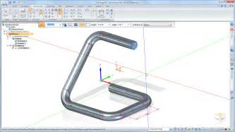 3d Sketch Programs How Could A 3d Sketch Be Achieved In Creo As Below