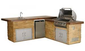 L Shaped Kitchen Island Designs outdoor kitchen bull outdoor products