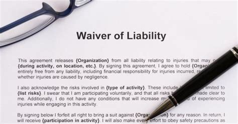 waiver of liability template uk waiver of liability template uk pchscottcounty