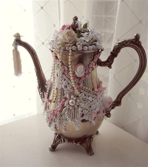 Handmade Centerpieces - best 25 vintage teapots ideas on