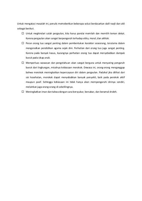 tujuan membuat makalah narkoba tugas makalah etika dan moral tia fitriani 15308026