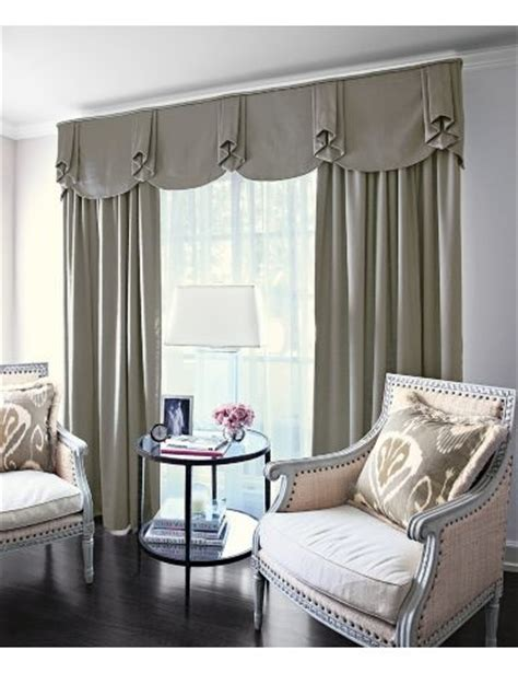 modern swag curtains modern take on swags and tails windows well dressed