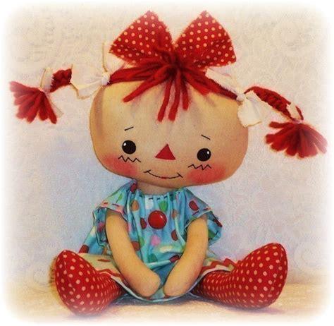 8 inch rag doll pattern rag doll pattern pdf pattern sewing cloth doll pattern