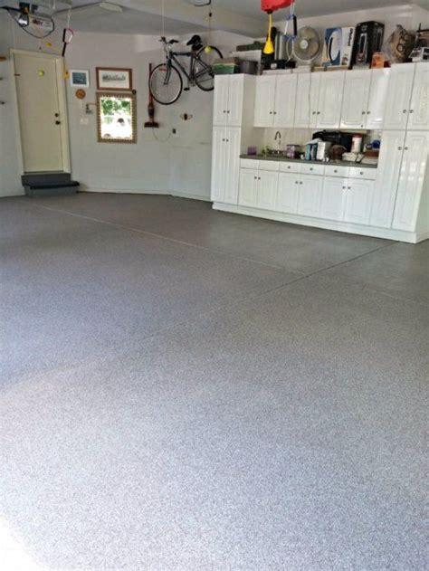 Alternative Garage Flooring by Decorative Functional Beautiful Garage Epoxy Concrete