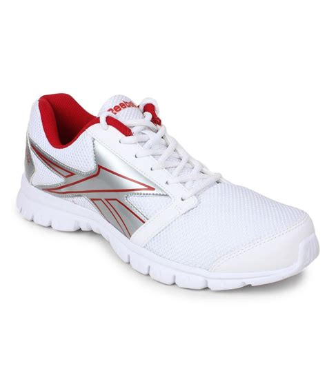 running sport shoes reebok white running sport shoes price in india buy