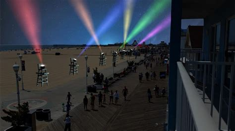 ocean city festival of lights 02 01 2017 100 nights of lights special event proposed