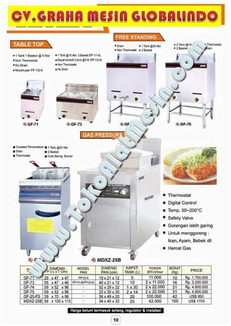 Alat Merebus Makanan alat masak mesin pengolah makanan pemasak cooking equipment resep masakan membuka usaha