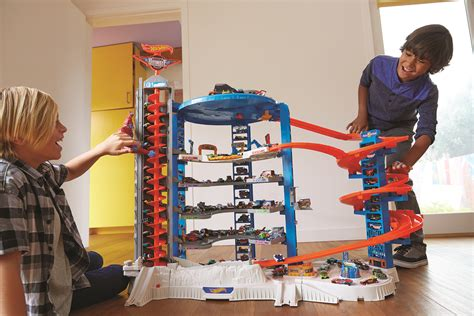 HOT WHEELS SUPER ULTIMATE GARAGE   The Toy Insider
