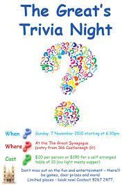 free trivia flyer template quiz poster template free search cenny