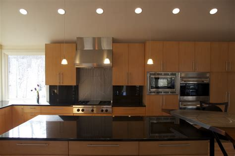modern interior open kitchens designs with recessed modern recessed lighting scheduleaplane interior